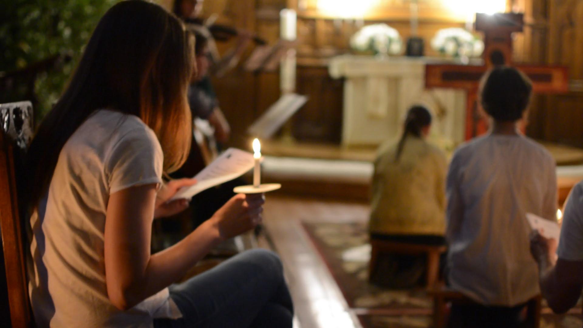 Atskats uz Baznīcu nakti 2018