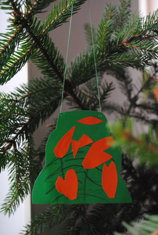 Jesses koka 9. simbols: krūms