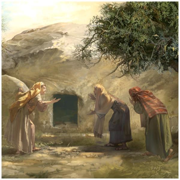 Kristus augšāmcēlies!