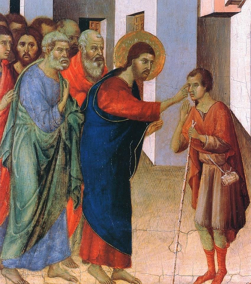 Ko es saskatu Jēzus personā?