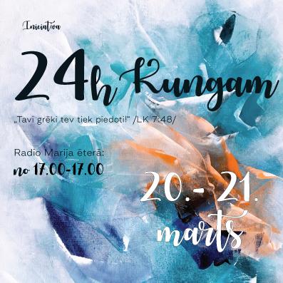 24 stundas Kungam 2020