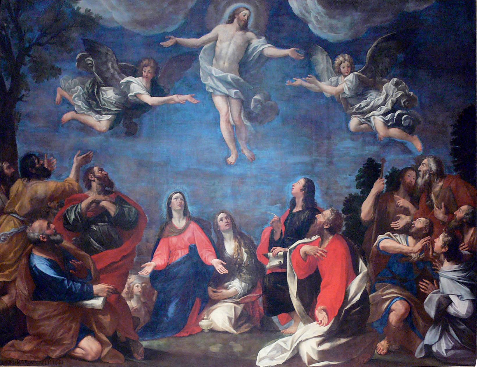 Kunga Debeskāpšanas svētki 21.05.20.