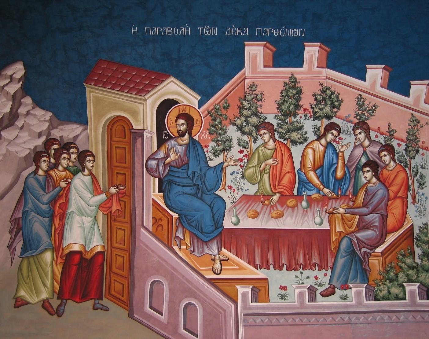 Parastā liturģiskā laika 32. svētdiena