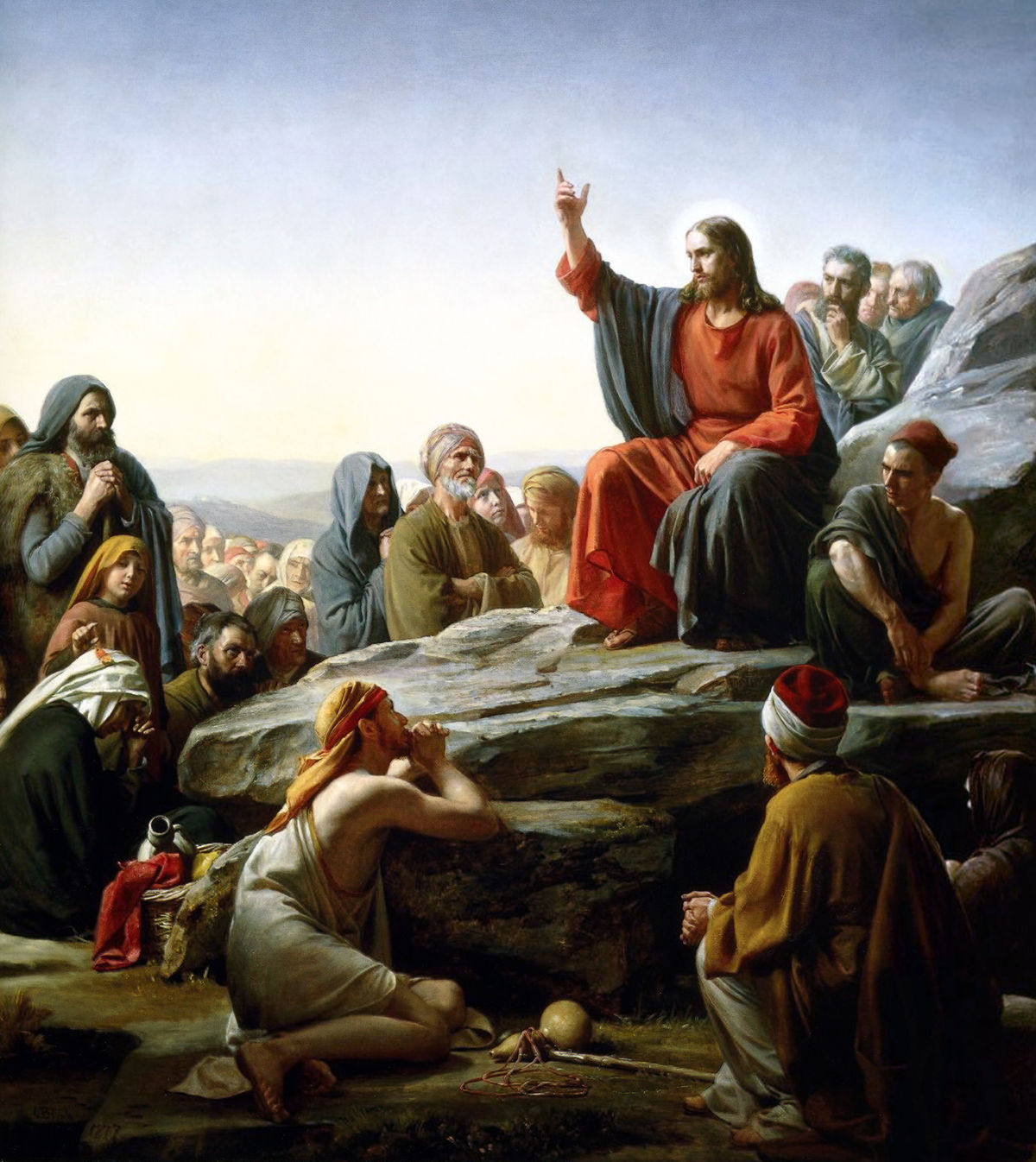 7.02. Parastā liturģiskā laika 5. svētdiena. Sludināt Evaņģēliju