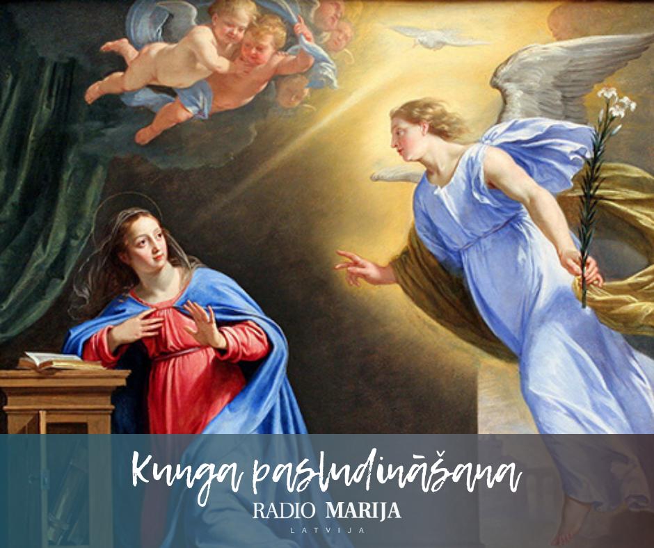 Svētceļojums uz Nācareti Kunga pasludināšanas svētkos